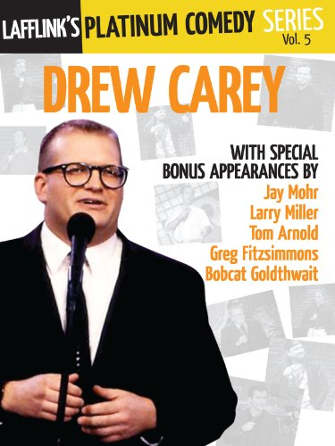 Lafflink Presents The Platinum Comedy Series  Vol  5   Drew Carey