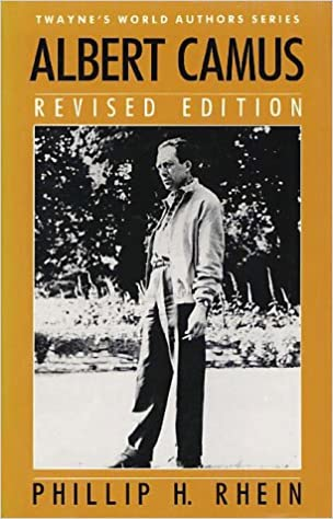 Albert Camus (Twayne's world authors series: French literature)