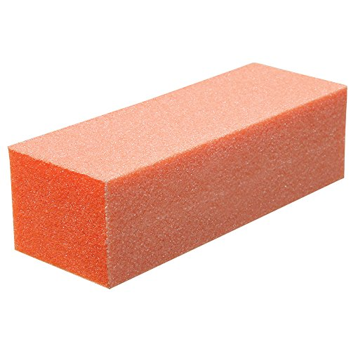 For Pro Buffing Block 100/180 Grit, Orange, 500 Count by For Pro