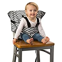 Cozy Cover Easy Seat – Portable Travel High Chair and Safety Seat for Infants...