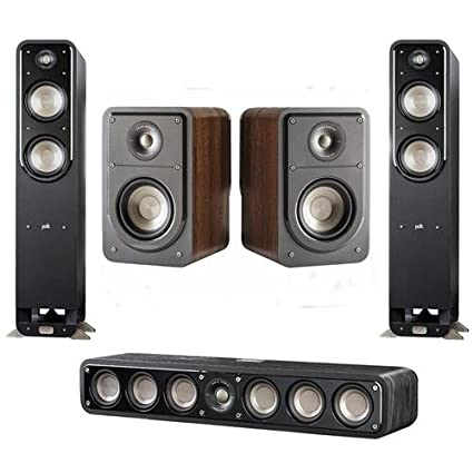 Polk Audio Open Box Signature Series Home Theater Bundle