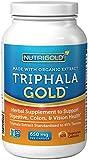 Organic Triphala GOLD, 650 mg, 120 Vegetarian