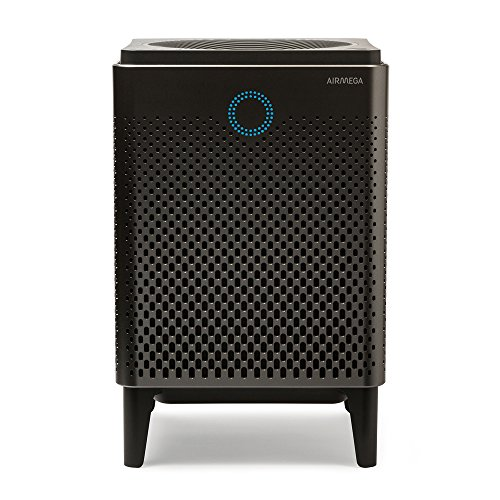 (Coway Airmega 400 in Graphite/Silver Smart Air Purifier with 1,560 sq. ft. Coverage)