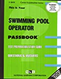 Swimming Pool Operator, Jack Rudman, 0837338190