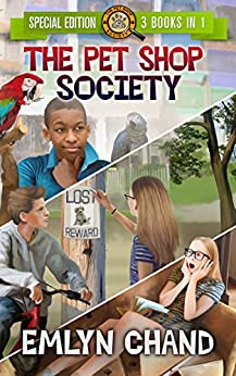 The Pet Shop Society - Special Edition by [Chand, Emlyn]