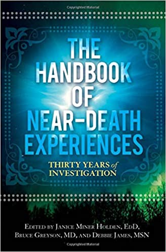 תוצאת תמונה עבור ‪the handbook of near death experiences‬‏