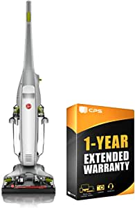 Hoover FH40160 FloorMate Deluxe Hard Floor Cleaner Bundle with 1 Year Extended Warranty