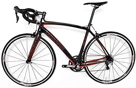 1c0cc9d89d1 Amazon.com : Stradalli Salerno Full Carbon Road Bike. Shimano Ultegra 8000  11 Speed. Vision Team 25 Aluminum Clincher Wheel Set Extra Large : Sports &  ...