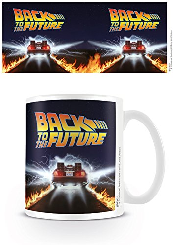 Pyramid International Official Boxed Back to the Future Ceramic Mug