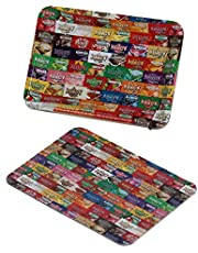 Juicy Jay's Pack Rolling Tray with Magnetic Lid