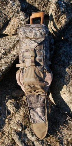 Eberlestock H2 Gunrunner Pack, Coyote Brown H2MC, Outdoor Stuffs