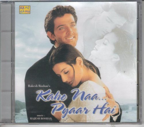 Lai La Lai Mp3 Naa Song Downld: Kaho Naa Pyaar Hai CD Covers