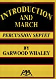 Introduction and March (for Percussion Ensemble), , 1574630660