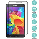 Clear Tempered Glass Film Screen Protector Clear for Samsung Galaxy Tab 4 7.0