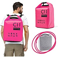 Backpack for DJI Phantom 4 / DJI Phantom 4 Pro / DJI Phantom 4 Pro+ Standard Pink Waterproof Water Resistant Bag Rucksack Knapsack by C11