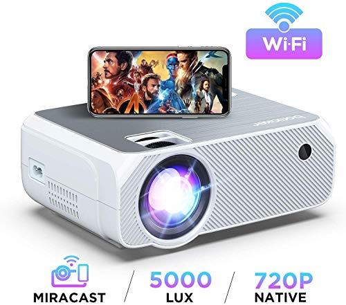 WiFi Mini Projector Upgraded