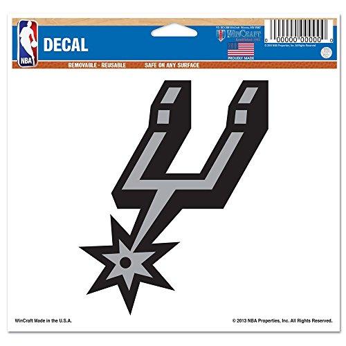 NBA San Antonio Spurs Ultra Decal, 5