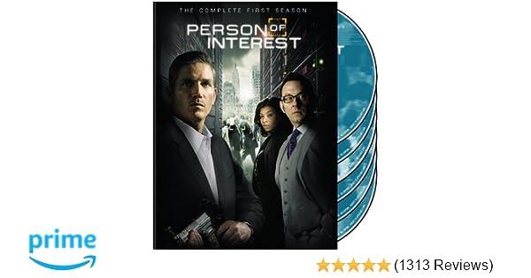 Amazon com: Person of Interest: Season 1: James Caviezel