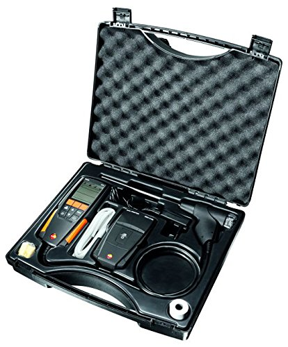 Residential Combustion Analyzer - 1