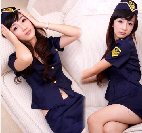 [Cosplay costume sexy policewoman's costume (japan import)] (Policewoman Costumes)