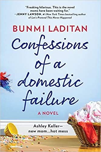 Confessions Of A Domestic Failure A Humorous Book About A Not So
