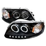 Spyder Auto Ford F150/Expedition Black CCFL LED Projector Headlight