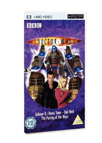 Doctor Who: Season 1, Vol. 4 [UMD for PSP]