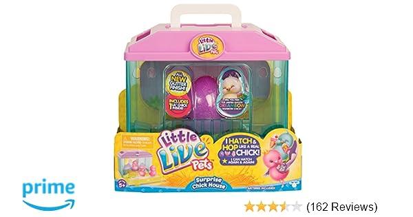 Little Live Pets Surprise Chick Season 3 House