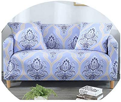 Amazon.com: Elastic Sofa Cover Sectional Stretch Slipcovers ...