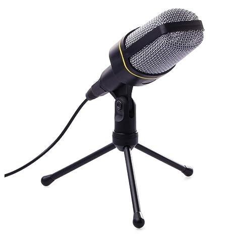 RRYM Micrófonos Micrófono dinámico Micrófono de mesa Micrófono de ...