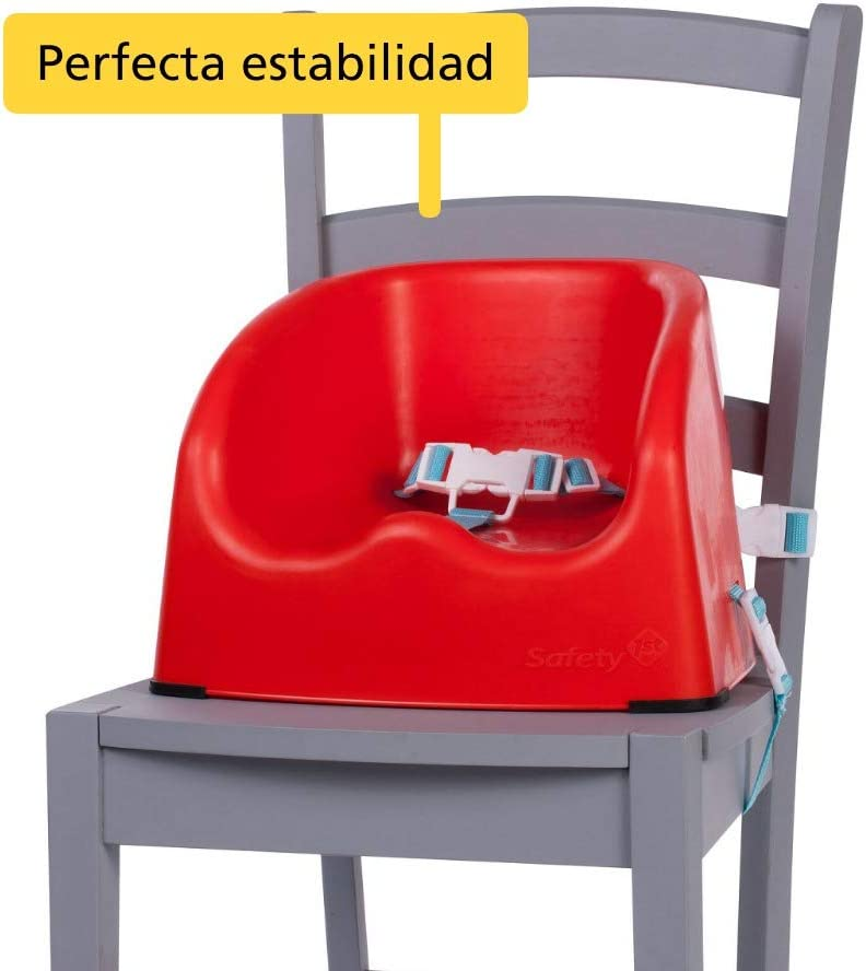 Elevador trona Safety 1st Essential Booster color red lines