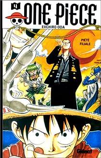 One Piece, tome 4 : Un chemin en pente raide par Oda