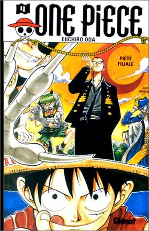 One Piece - série en cours n° 4 Un Chemin en pente raide