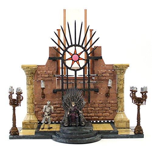 Game of Thrones Set de construcción Salon del Trono de Hierro by McFarlane Toys