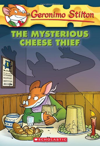 The Mysterious Cheese Thief (Geronimo Stilton, #31)