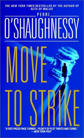 Move to Strike (Nina Reilly Book 6) cover