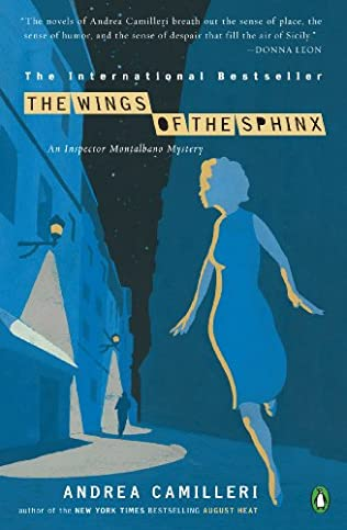 book cover of The Wings of the Sphinx