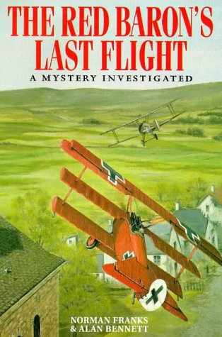 Download The Red Baron's Last Flight: A Mystery Investigated PDF