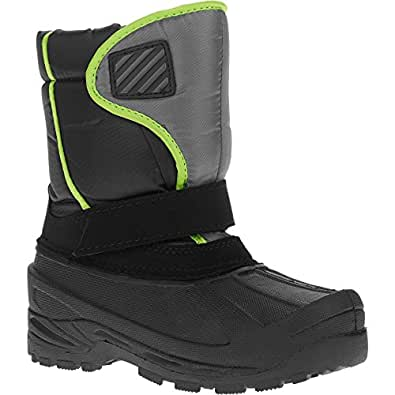 Amazon.com | Ozark Trail Boys' Temp Rated Winter Boot (5 M