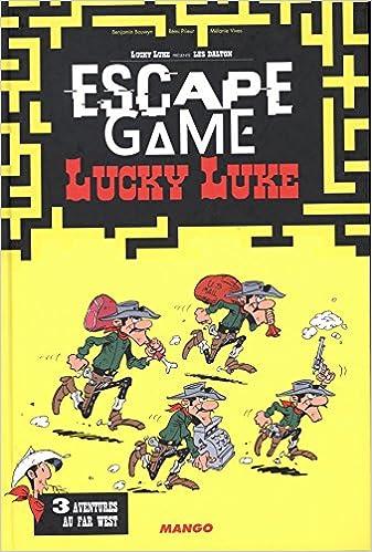 Escape Game Lucky Luke 3 Aventures Au Far West