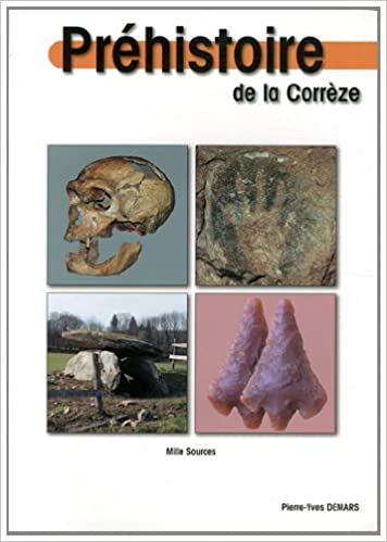 Livres gratuits Préhistoire de la Corrèze pdf