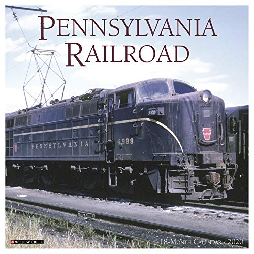 Pennsylvania Railroad 2020 Wall - Prr Railroad Pennsylvania Pennsy