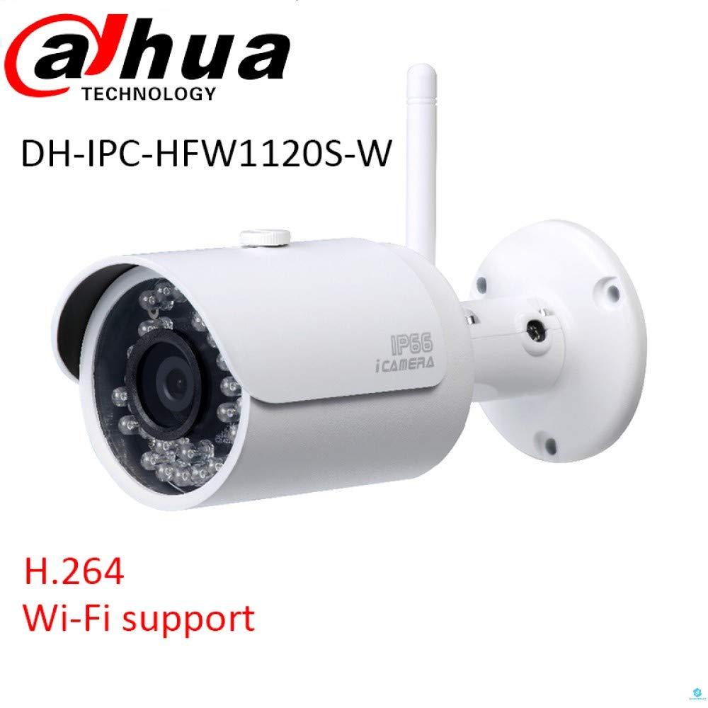 Amazon.com: Dahua IP WIFI Cámara ipc-hfw1320s-w 3.0 MP 3.6 ...