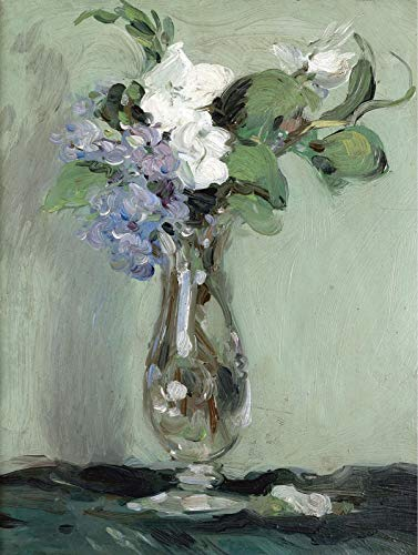 - John Duncan Fergusson Still-Life of Primulas in a Glass Vase 1903 Private Collection 30