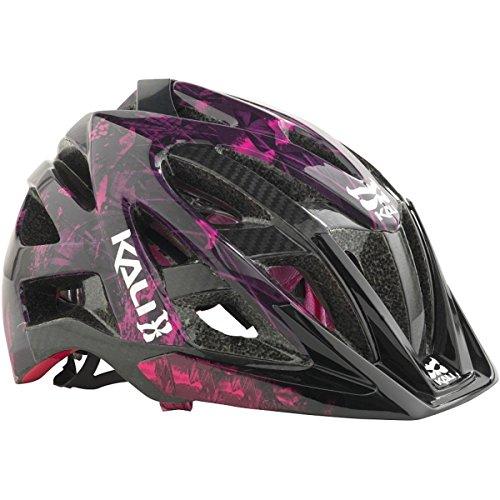 Kali Protectives Avana Enduro Helmet Grunge/Violet, S/M