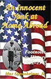 An Innocent Yank at Home Abroad, Max Oppenheimer, 0897452305