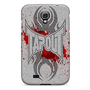 RichardBingley Samsung Galaxy S4 Scratch Resistant Cell-phone Hard Covers Unique Design Trendy Tapout Pictures [VQh19115utFL]