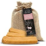 Emmy's Best Himalayan Dog Chew, Mountain Yak Cheese Dog Chews - All Natural, 4 Simple Ingredients - 1 Pack of 3 Premium Assorted Dog Chews for Medium to Large Breeds