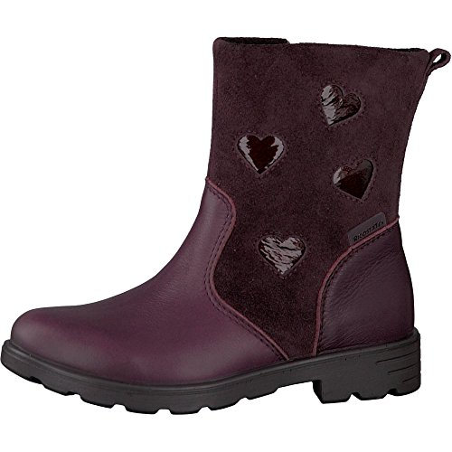 Fille Bottes Stephanie Ricosta Bordeaux Ricosta Stephanie
