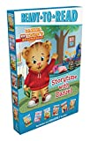 A new generation of children love Daniel Tiger's Neighborhood, inspired by the classic series Mister Rogers' Neighborhood! Daniel Tiger fans will love this carry-along Ready-to-Read boxed set with six adorable stories!Whether he's having a tea party ...